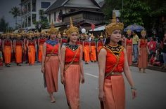 Earlier this month, Luang Prabang had a huge celebration to mark its 20th year as a UNESCO World Heritage Site.  #laos #travel