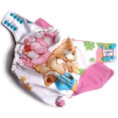 Love-a-Lot & Funshine #CareBears Cloth Diaper by Honeybuns