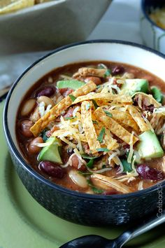 This Sweet and Smoky BBQ Chicken Chili is so goodand easy my mom served it up on Christmas Day! You are going to want this every day. Its sweet and smokiness reminds me of Busch's baked beans which are one of my favorite childhood comfort foods but loaded with tender chicken, green chilies, cumin, chili...Read More »