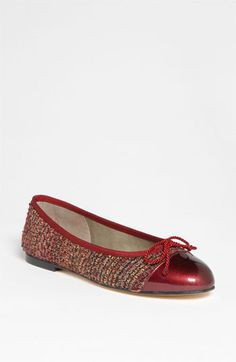 French Sole 'Getaway' Ballet Flat available at #Nordstrom