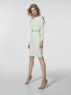 Φωτογραφία πράσινου φορέματος δεξίωσης (62064)