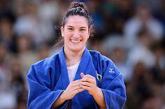 Judo - Mayra Aguiar - Bronze