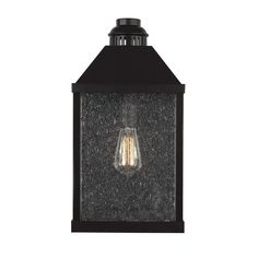 Feiss - OL18002 - Lumiere - 9.25 Inch One Light Outdoor Wall Sconce