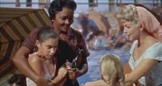 Another movie about the role of nannies is the movie imitation of life. A story about a women who thinks she is white and later discovers she is black as well. She experiences trouble when she discovered her racial identity and leans to her nanny for confidence. This is an issue in society because a lot of people have a fear of being excepted for what we look like . Also,The help symbolizes  the depressed lifestyle las black women but doesn't give us hope to embrace who we are. (critique)