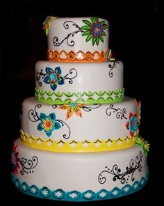 Google Image Result for http://www.nomadwithcookies.com/wp-content/uploads/2011/08/Day-of-the-Dead-Cake.jpeg