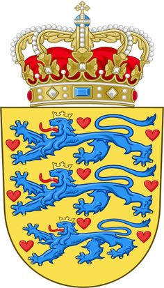 National Coat of arms of Denmark.svg
