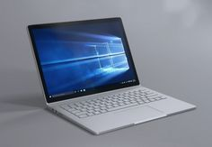EDGED : 마이크로소프트, 자사 최초의 노트북 PC '서피스 북' 발표