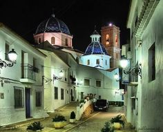 Altea, Alicante (Spain)