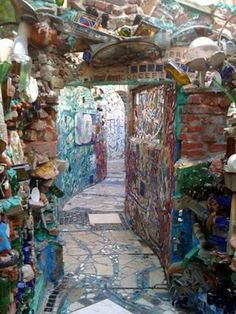Installation Art | The Matchbook: Found: Installation Art in Philadelphia
