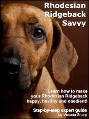 Rhodesian Ridgeback Guide