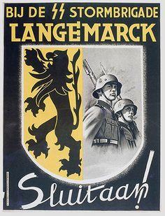 """Belgium WW2  """"SS Flemish division"""""""