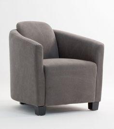 Tøff og moderne Savona lenestol med god sittekomfort og et stilig design.