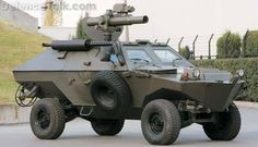 Otokar Cobra TOW amphibious armored combat vechile apc - Turkish Military Vehicle