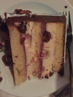 Unterwasser Taucher Torte (Eierlikör Kirsch Torte) Tiramisu, Pudding, Ethnic Recipes, Desserts, Food, Scubas, Cherries, Homemade, Pies