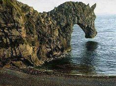 Amazing rock formation!