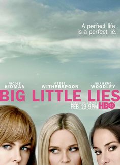 """Big Little Lies"" promo"