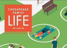 August 2020 Chesapeake Family Life