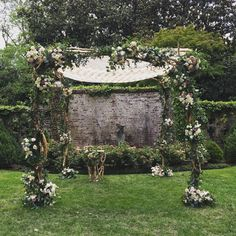 Chic Garden Luxe Wedding @ Annesdale of Memphis!