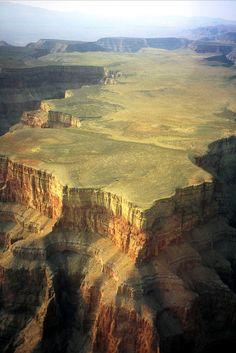 Grand Canyon | by © Kelly Haddow | via v2o