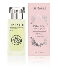 Liz Earle Botanical Essence No100. Launched as a limited edition  in 2013, this has become a  permanent part of the range. Fresh floral notes blend with zesty mandarin and bergamot, with sensual sandalwood and bourbon vanilla. Unusually for a fine fragrance, over 90 per cent is derived from natural ingredients.