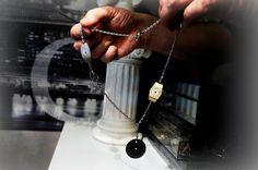 Steampunk gótico colar de jóias relógios от SteampunkBDSM на Etsy