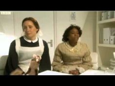 "Mary Seacole - the true ""Lady of the Lamp"" - and Florence Nightingale"