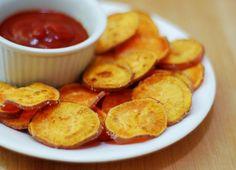 Chili-Spiked Sweet Potato Fries