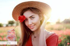 Portrait Photography Tips | 21 Tips + Freebies Photography Lighting Setup, Portrait Photography Tips, Photography Lessons, Photography Women, Portrait Photographers, Classic Portraits, Best Portraits, Creative Portraits, Photoshop Plugins