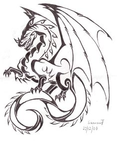 7d5e7eab6 Dragons are one among photos which are the most well-liked tattoo themes.  Dragons will not be solely lovely, incredible creatures coming straight  from Land ...