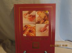 Cooking Club Of America The Art Of Bread Hardcover