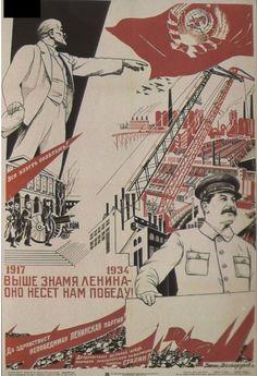 Propagande soviétique 1934