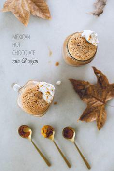 MEXICAN HOT CHOCOLAT
