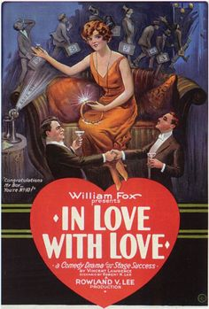 In Love with Love Movie Posters From Movie Poster Shop