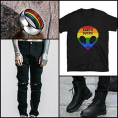 Would you wear this? 👎👍? . #lgbt #androgynous #nonbinary #genderfluid #queer #nonconformist #lovewins #lesbian #gay #bisexual #pride #ftm #mtf #love #pansexual #trans #transgender