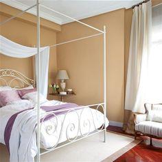 El nuevo refugio de Ana: su dormitorio · ElMueble.com · Dormitorios