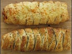 Pastry And Bakery, Carne, Food And Drink, Appetizers, Cooking Recipes, Tasty, Lunch, Bread, Mariana