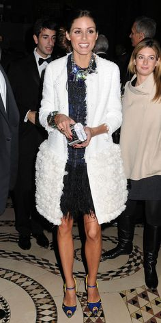 Olivia Palermo #hswardrobe #oliviapalmero #fashion