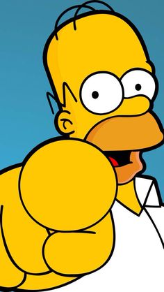 Homer #simpson. Funny pictures at www.freecomputerdesktopwallpaper.com/humorwallpaper.shtml