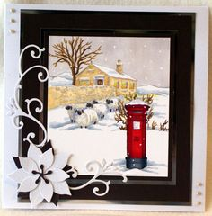 Sheena Douglass – Crafts, Papercrafting, Stamps, Create & Craft » Winter Sketchies