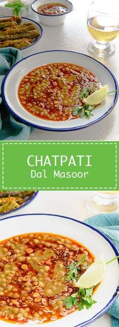 Chatpati Dal Masoor. A delicious and healthy Indian style Indian lentil curry. #Recipe #Healthy #Indian