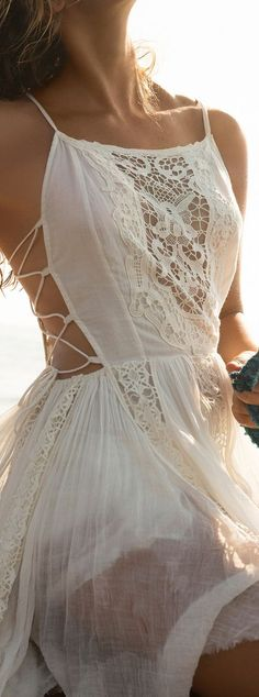 Boho for kvinner Trendy Dresses, Cute Dresses, Fashion Dresses, Summer Dresses, Summer Outfits, Gypsy Fashion, Look Fashion, Trendy Fashion, Fashion Women