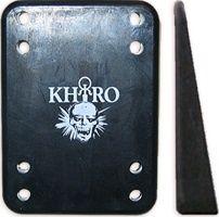 Khiro Angled Shockpads soft 8,5° 80a | Shock/Riserpads | BigBadBoards