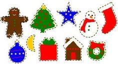 Christmas Cookie Circle Time Fun