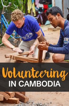 Volunteering when you travel in Cambodia, Southeast Asia is so rewarding, take a look at my experience and how you can help.