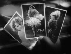 ( Der blaue Engel, Josef von Sternberg, 1930 )