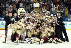 Wooo! 2012 Champs! We Are BC!