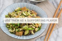 Think you hate Brussels sprouts? These 4 tips will have you loving sprouts in no time. Veggie Recipes, Lunch Recipes, Lunch Meals, Veggie Meals, Healthy Recipes, Fun Cooking, Cooking Ideas, Food Preparation, Healthy Drinks