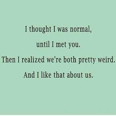 #weird
