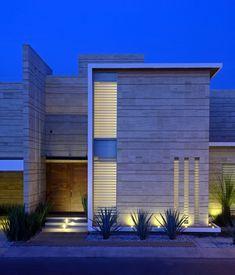 Navona House in Mexico by JI Studio