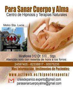 Crisis de Pánico , solución definitiva , Experto 224597405 ATENCIÓN EN SANTIAGO y COPIA .. http://santiago-city-2.evisos.cl/limpieza-sistema-ventilatorio-y-soporte-via-remota-id-593261